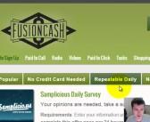 Best Fusioncash Review 2016: Legit or Scam | Payment Proofs