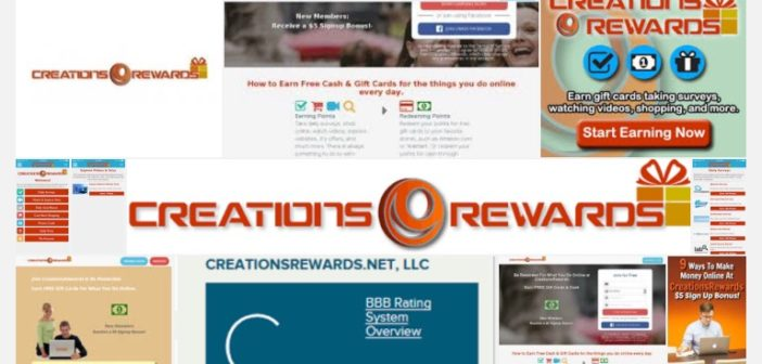 Creations Rewards Review 2017: Is Legit or Scam? | Payment Proofs