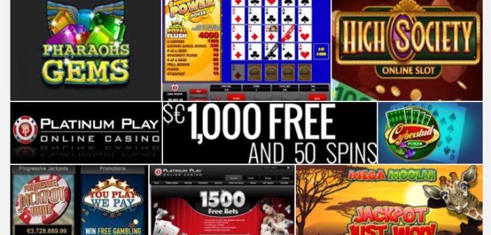 Platinum Play Online Casino Review 2017: Is Legit or Scam? | Complaints