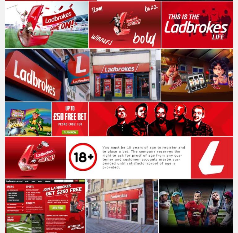 Ladbrokes Reviews