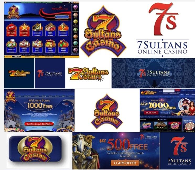 7sultans Casino Mobile
