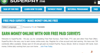Reward Sites Superpayme Review