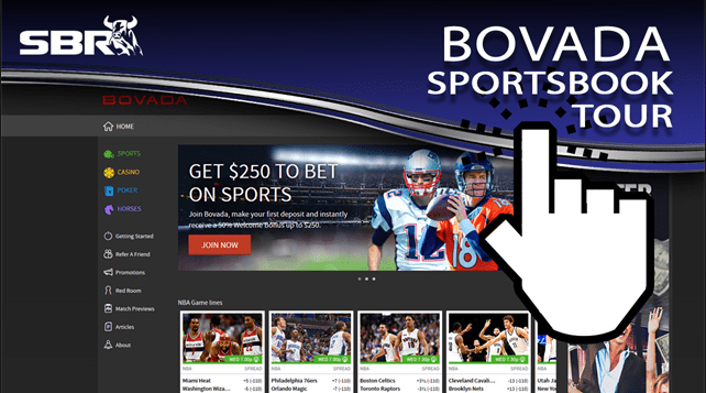 Is Bovada A Legit Site
